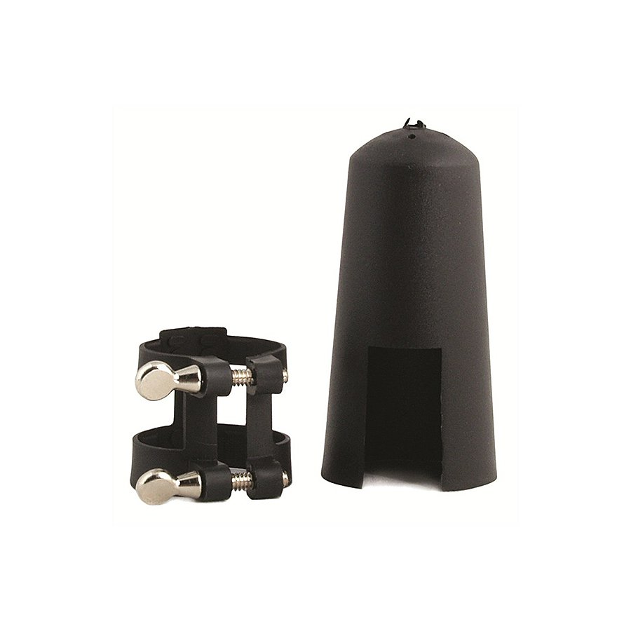 luyben clarinet ligature and cap